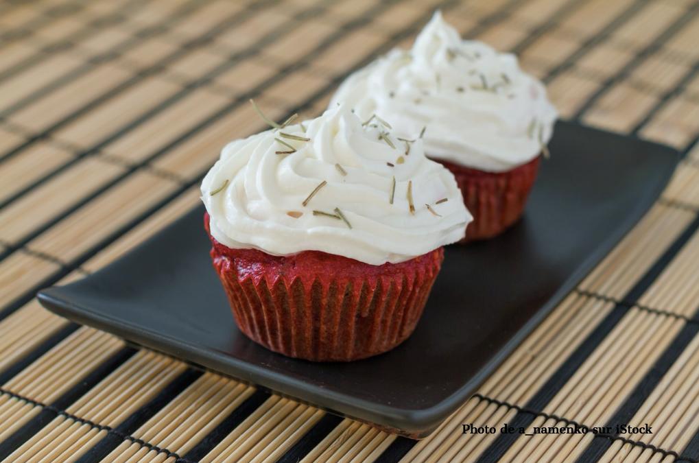 Cupcakes de betterave