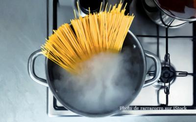 Spaghetti à la sauce provençale
